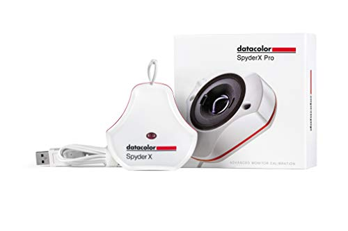 Datacolor SpyderX Pro: Monitorkalibrierung für eine genaue Farbwiedergabe; entwickelt für engagierte Fotografen und Designer