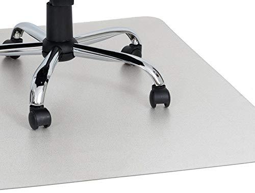 KAISER PLASTIC® Xtra Strong | Bodenschutzmatte | 90 x 120 cm | Hartboden | Made-In-Germany