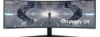 Samsung Odyssey G9 49 Zoll Monitor